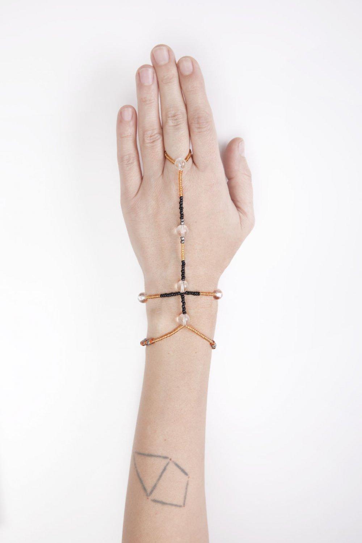 THE GODDESS | 7th Chakra Opening Bracelet