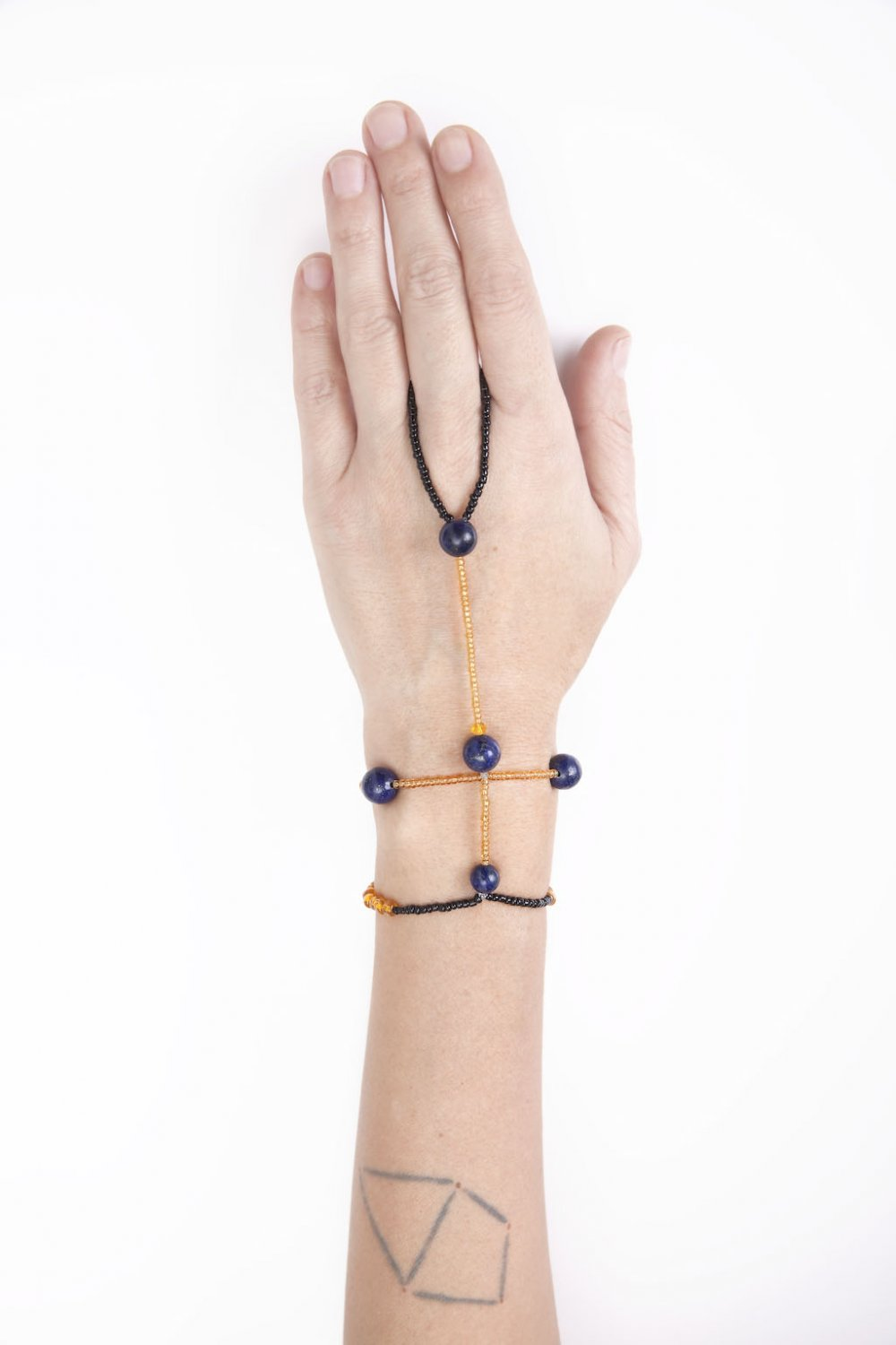 THE DUCHESS | 5th Chakra Opening Bracelet