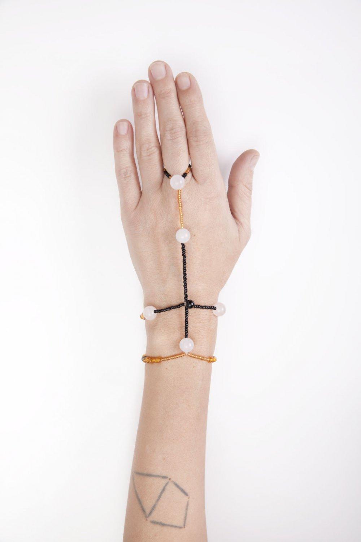 THE PRINCESS | 4th Chakra Opening Bracelet