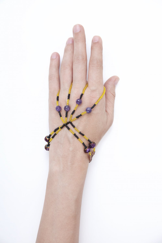 SERENA | Amethyst Bracelet