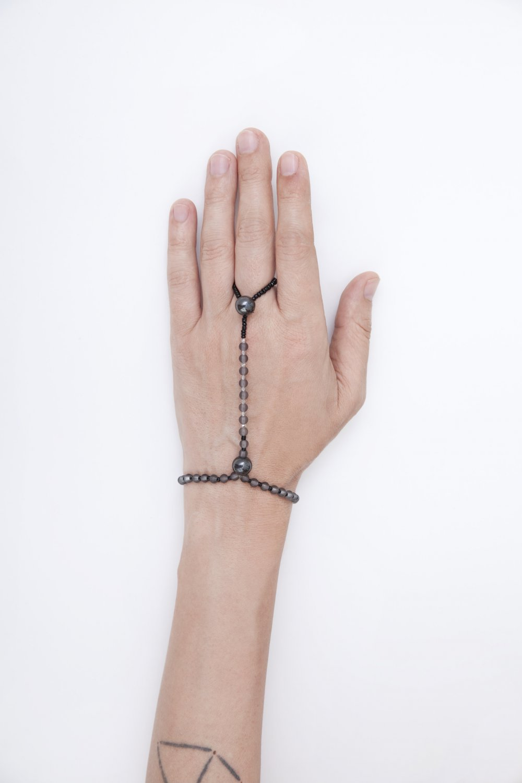 ATENA | Hematite Bracelet