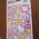 Brand New Sanrio Hello Kitty Stickers Set x 3 sheets - Total of 75 Stickers