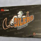 TIM HORTONS / TIM HORTON'S COLLECTOR GIFT CARDS Oilers Okotoks FD42399