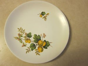 Dinner Plate from Johnson Bros - SnowWhite collection
