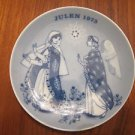 Porsgrund Norway - JULEN 1973 Collector Christmas Plate - Promise of the Saviour
