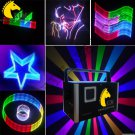 2W ILDA 2D/3D/SD card laser RGB light/music lighting/3D laser/stage lighting