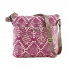 Tahiti Fuchsia Explorer Crossbody By Bella Taylor