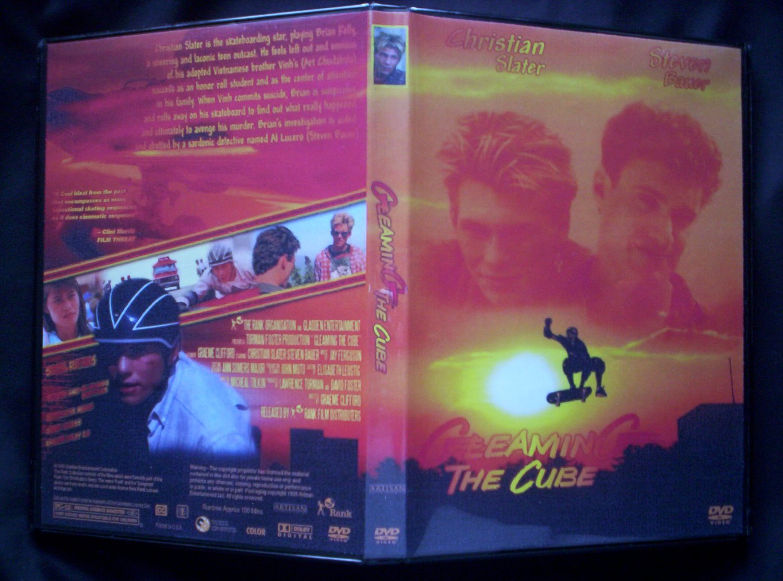 Gleaming The Cube DVD 1989 (Christian Slater)