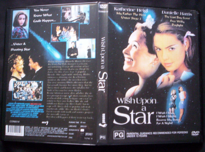 Wish Upon A Star DVD 1996 (Katherine Heigl)