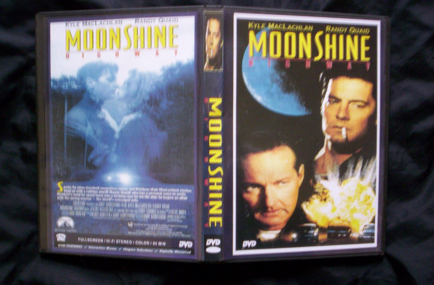 Moonshine Highway DVD 1996