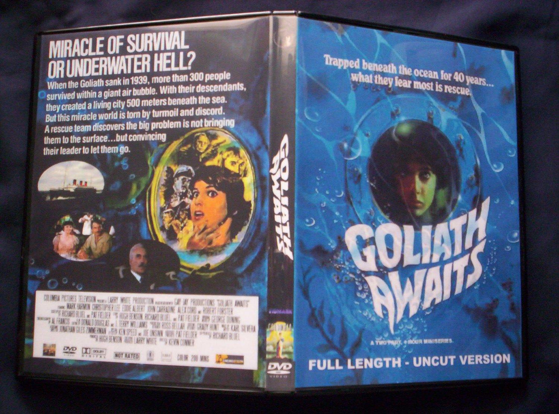 Goliath Awaits  DVD