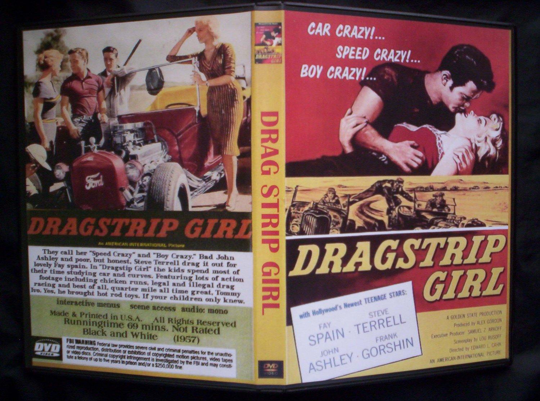 Drag Strip Girl DVD 1957