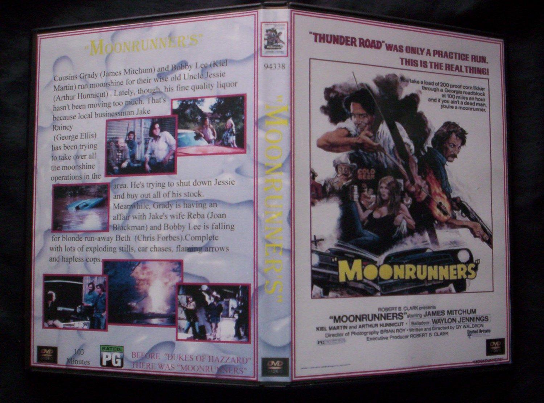 MOONRUNNERS DVD 1975