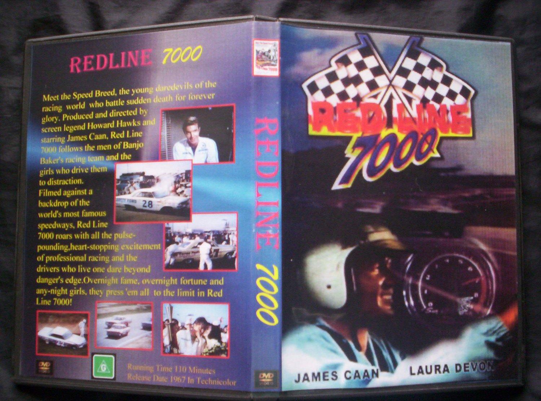 REDLINE 7000 DVD 1967
