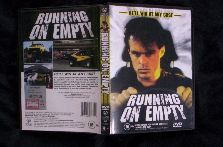 Running On Empty aka Fast Lane Fever DVD 1982