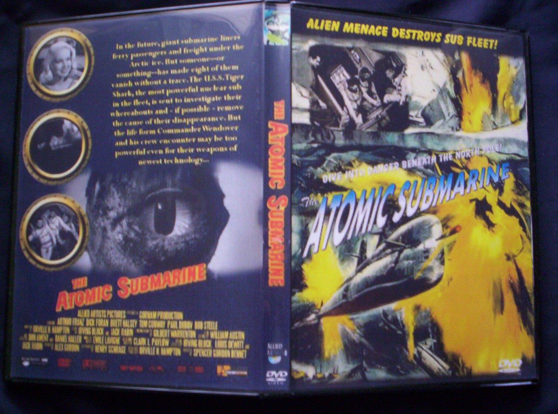 The Atomic Submarine DVD 1959