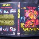 SEVEN DVD 1979 William Smith