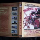 High-Ballin DVD 1978 Peter Fonda Jerry Reed