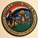 World Scout Jamboree SGWEN Egyptian Contingent badge Limited edition #46