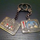 100 Years of Scouting Egyptian Scouting Centenary Key Ring in Hieroglyphics!
