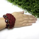Gypsy street fashion style bracelet