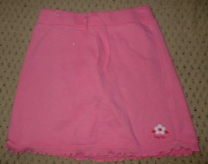 Girls Pink Baby Gap Skirt Size 4T