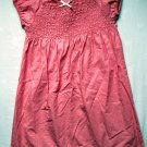 Girls Pink Polka Dot Dress Size 6