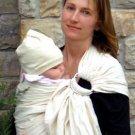 Hemp Baby Sling buttermilk