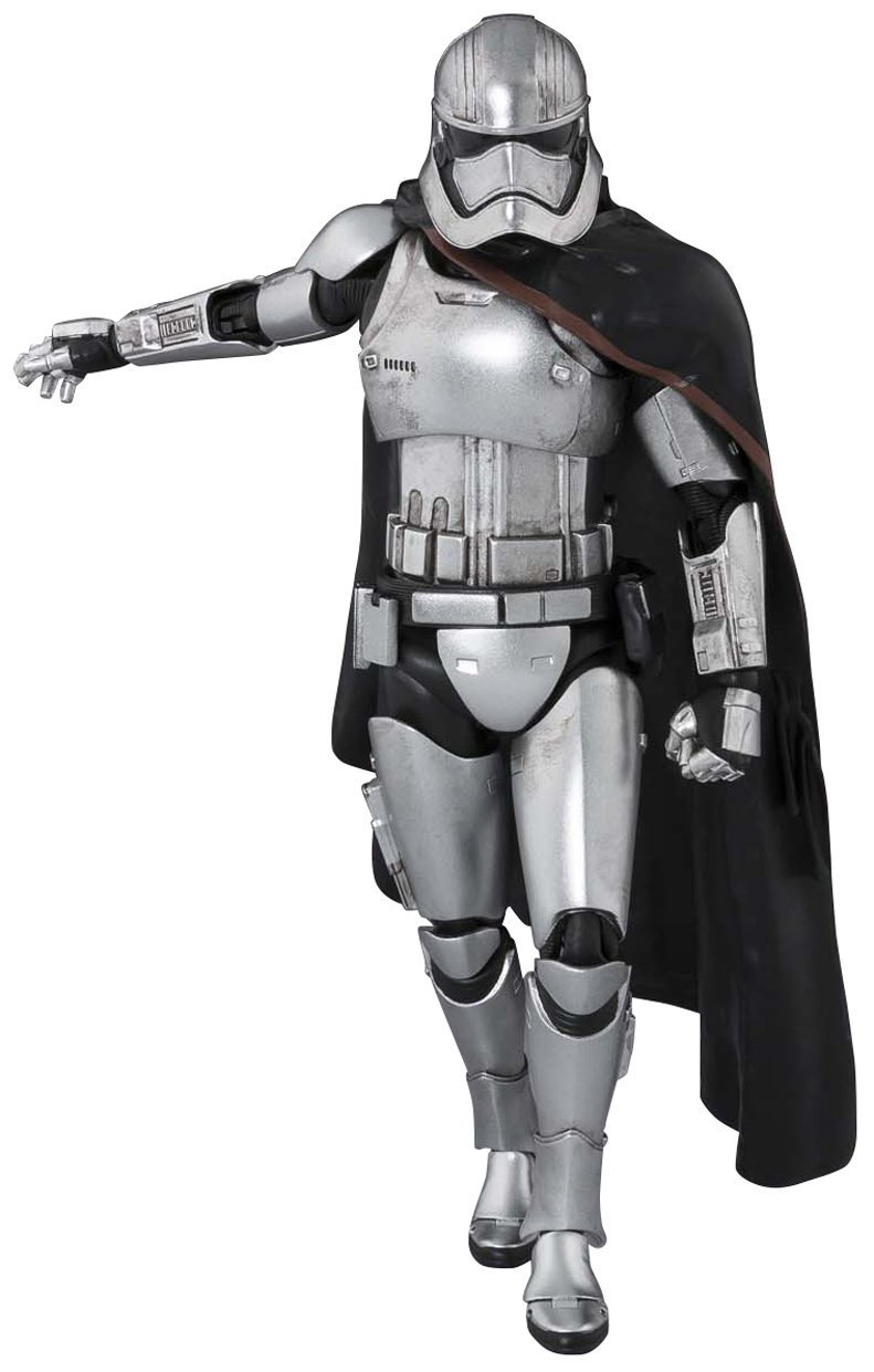 [BANDAI] S.H.Figuarts Star Wars Captain Phasma action figure (The Force Awakens) (Pre-order)