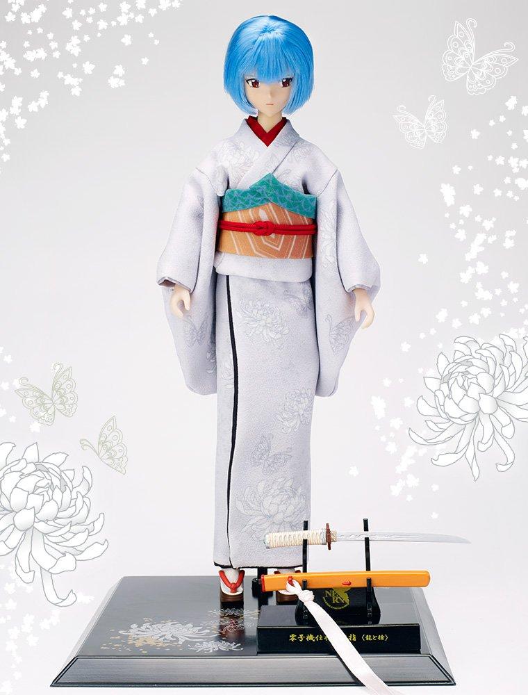 [Takara Tomy] Ayanamai Rei and Japanese Sword - Evangelion doll figure (Pre-order)