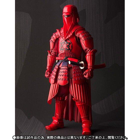 [Premium BANDAI] Exclusive Star Wars Akazone Royal Guard - Meisho Movie Realization figure