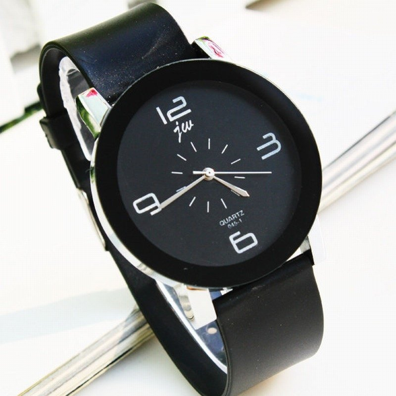 Sale R English Newspaper Surface Casual Men Watches Best-selling Fashion
