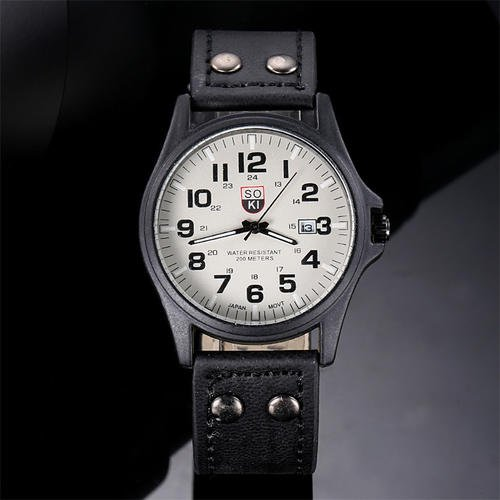 Fashion Lovely And High Quality Trendy Watch Black