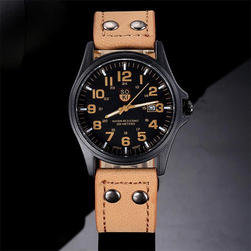 Fashion Lovely And High Quality Trendy Watch Orange