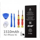 Phone Battery For Iphone 5C Real Capacity 1510mAh with Machine Tools