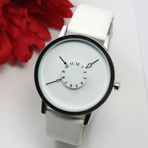 FASHION NEW MEN WOMEN WATCH WHITE