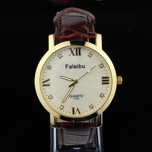 Men's personalized fashion quartz watch leisure business waterproof luminous