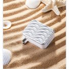 Wave Series 4 USB Charger Power Adapter Plug Wall  Silver