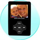 Elite MP4 Player with Camera - 2.4 inch Screen - 4GB + SD Slot (m44)