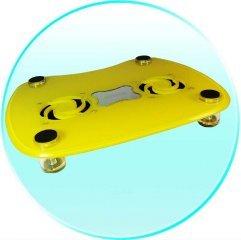 Laptop Cooler - Heat Dissipation Accessory ( LTC1 )