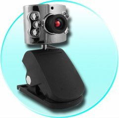 Web Camera - 1.3 Megapixel Pictures ( wc1 )