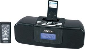 Jensen Jims-115 Docking Digital Music System For Ipod ( JIPD )