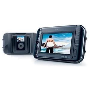 Jwin I1055blk 7 Inch Tablet-Style Dvd Player W/ Ipod Capabilities ( JWIN )