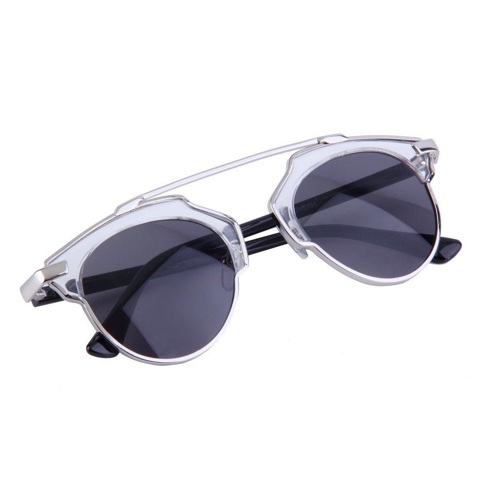Fashion Unisex Women Men Retro Sunglasses Vintage Eyewear FE