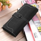 2015 Fashion Retro Matte Stitching Lady Women Wallet Long Card Holder Purse FE