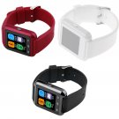 New U8 Bluetooth Smart Wrist Watch Phone Mate For Android Smart Phone FE