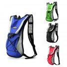 Water Bladder Bag Backpack Hydration Packs Camelbak Pack Hiking Camping 2L FE