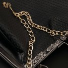 Women Charm Fashion Crystal Pearl Pendant Chain Necklace Jewelry New FE