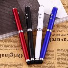 4in1 LED Laser Pointer Torch Touch Screen Stylus Ball Pen for Phone4 4s EF