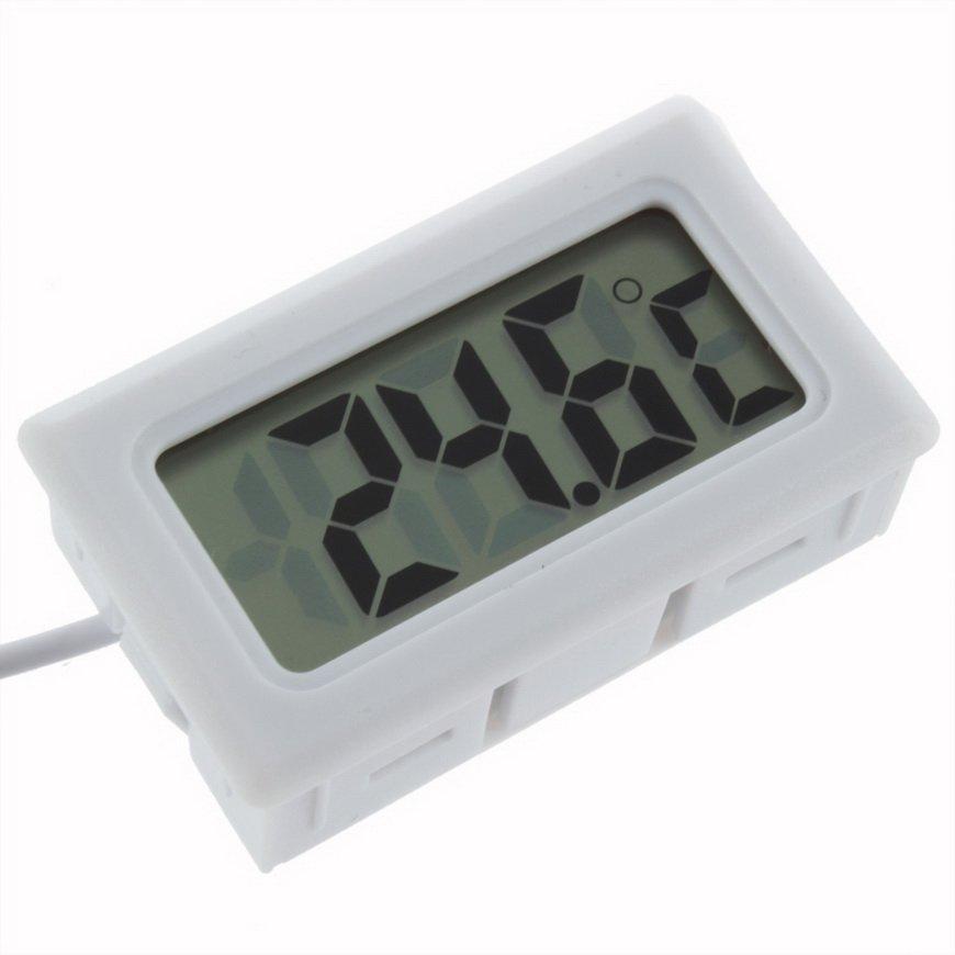 NEW LCD Digital Thermometer for Fridge/Freezer/Aquarium/FISH TANK Temperature
